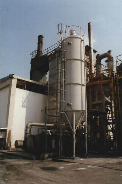 hazardous waste treatment palnt