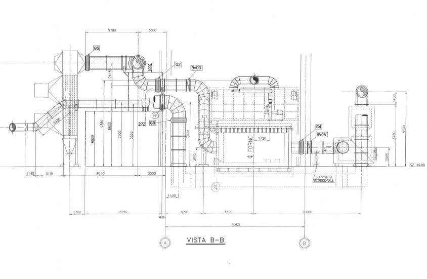 lay out piping