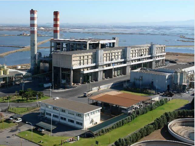 Tecnocasic MSW incineration plant