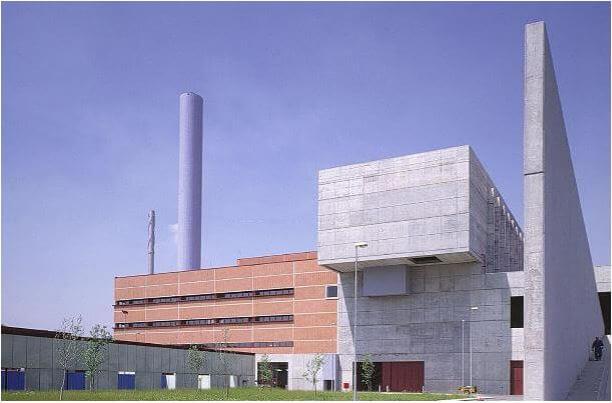 MSW incineration plant Silla-Milano
