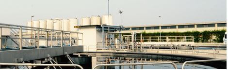 sewage sludge treatment