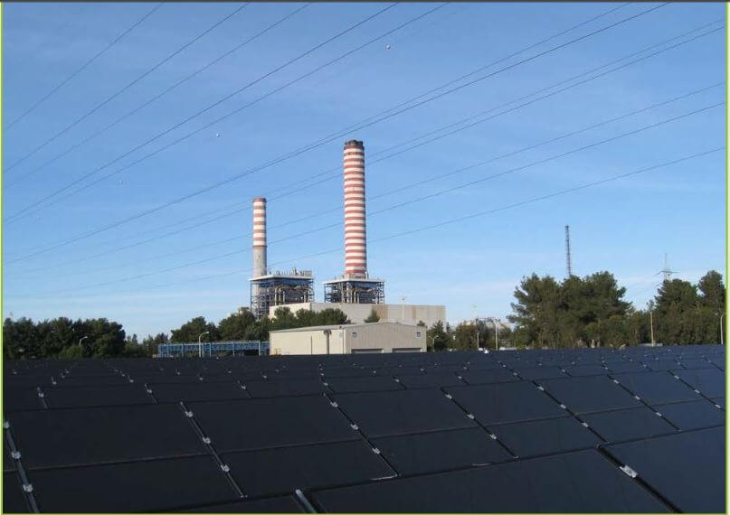 Power plant Edipower A2A