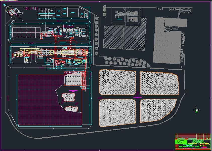 design of new biomass plant